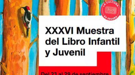 Alpedrete acoge la XXXVI Muestra del Libro Infantil y Juvenil del 23 al 29 de este mes