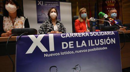 La XI Carrera Solidaria de la Ilusión, a favor del Daño Cerebral Adquirido, se celebrará el 26 de septiembre en Collado Villalba