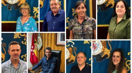 El nuevo equipo de Gobierno de El Escorial define su estructura: así queda el reparto de concejalías