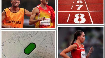 Lucía y Guille, un sueño olímpico que pide pista