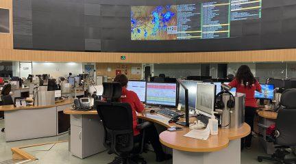 Alpedrete, Guadarrama y El Escorial, las zonas más afectadas por las tormentas de las últimas horas