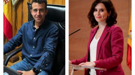 """El recién elegido alcalde de El Escorial pide una reunión a Díaz Ayuso: """"Es mucho lo que debemos compartir"""""""