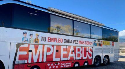 El Empleabús visita los jueves Robledo de Chavela