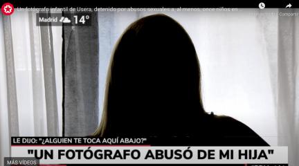 Dos chicas de San Lorenzo y El Boalo, entre las víctimas del fotógrafo madrileño acusado de abusar de varias menores