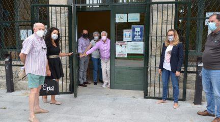 El Hogar del Mayor de Guadarrama reabre sus puertas tras un año y cinco meses de cierre