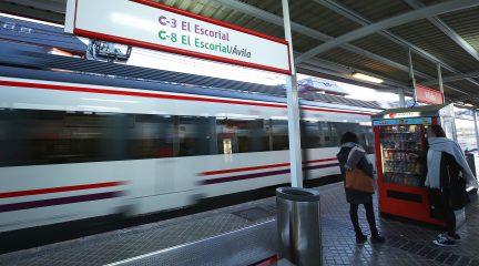 Fuertes retrasos en la práctica totalidad de las líneas de Cercanías Madrid desde primera hora de la mañana