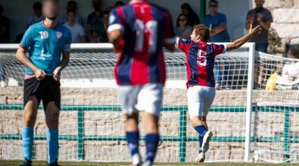 San Lorenzo y El Escorial vuelven a ganar y se colocan en cabeza de Segunda Regional