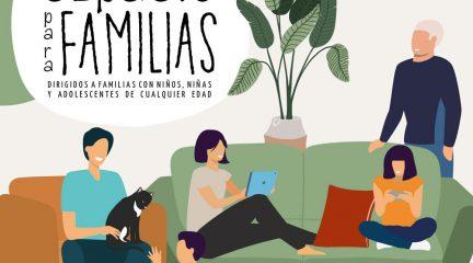 """Cuentos de amor, los vínculos de la música o la ansiedad en menores, temas del """"Espacio para familias"""" de la THAM"""