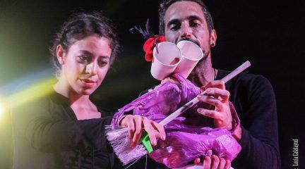 """El Festival Titirimundi llega este sábado a Guadarrama con """"Trashhhh!!!"""", de Zero en Conducta"""