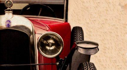 Encuentro de vehículos clásicos, el sábado 16 en Moralzarzal