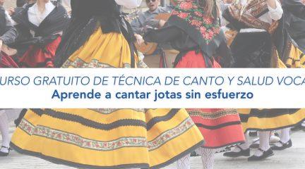 San Lorenzo de El Escorial ofrece un curso gratuito para aprender a cantar jotas sin esfuerzo