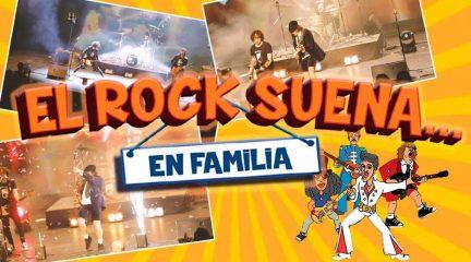 """Happening presenta """"El Rock Suena en Familia"""", concierto solidario en Moralzarzal a favor de la Fundación Tierra de Hombres"""