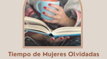 """""""Tiempo de mujeres olvidadas"""", nuevo club de lectura organizado por la Mancomunidad La Maliciosa"""