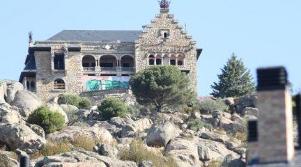 Ciudadanos Torrelodones propone un programa de actos culturales durante 2022 para conmemorar el Centenario de la construcción del palacio del Canto del Pico