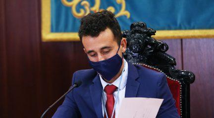 """El alcalde de El Escorial fija como uno de los primeros objetivos """"reforzar la plantilla, que en algunas áreas estaba muy debilitada"""""""