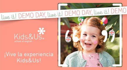 """El centro Kids&Us de San Lorenzo de El Escorial se suma al """"Demo Day"""" el próximo 23 de octubre"""