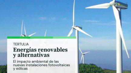 La asociación cultural La Barraca organiza un debate  en Collado Villalba sobre las energías renovables