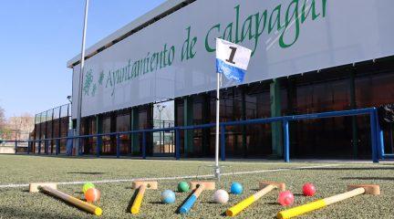 Vuelven las clases de Ground Golf a Galapagar tras la gran acogida del pasado curso
