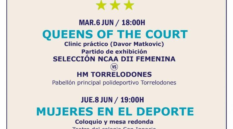 Baloncesto Torrelodones Women Basketball Week
