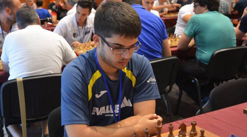ANTONIO RUPÉREZ Campeonato España Linares 17