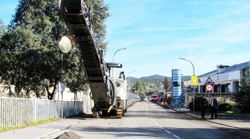 visita asfaltado Parquelagos