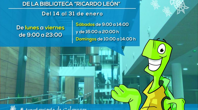 HORARIO_EXAMENES_BIBLIOTECA enero