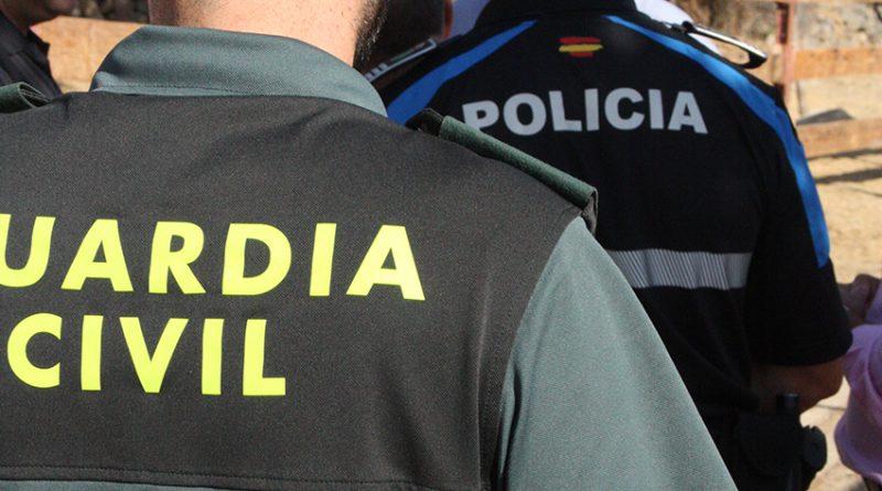 Guardia Civil y Policía Local Galapagar