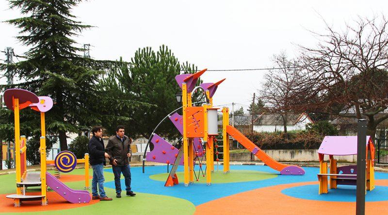 visita parque Colonia España