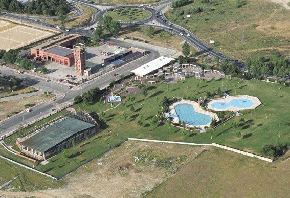 piscina villalba