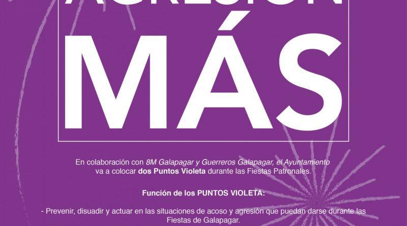 Galapagar-Punto Violeta