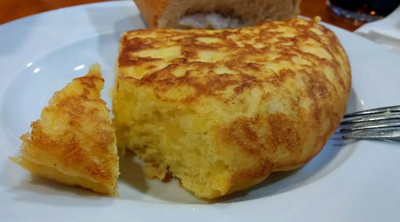 tortilla guadarrama