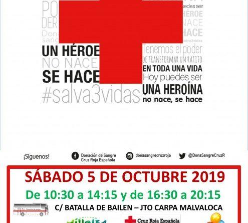 maraton donacion sangre collado villalba