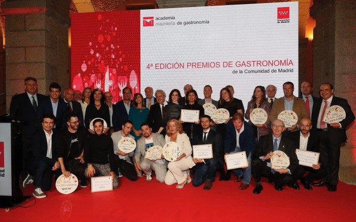 premios gastronomía