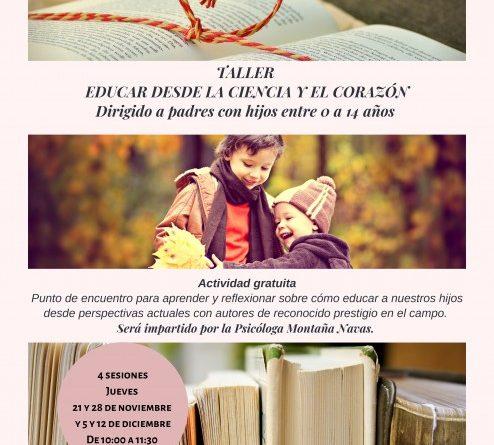 taller de lectura guadarrama