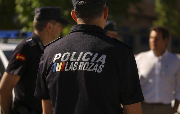 policia local las rozas