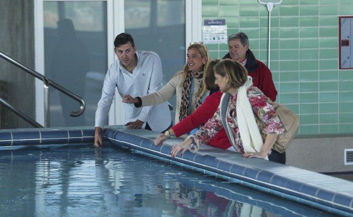obras piscina collado villalba
