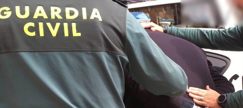 detenido-guardia-civil