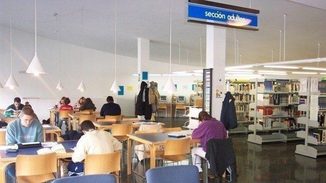 biblioteca guadarrama