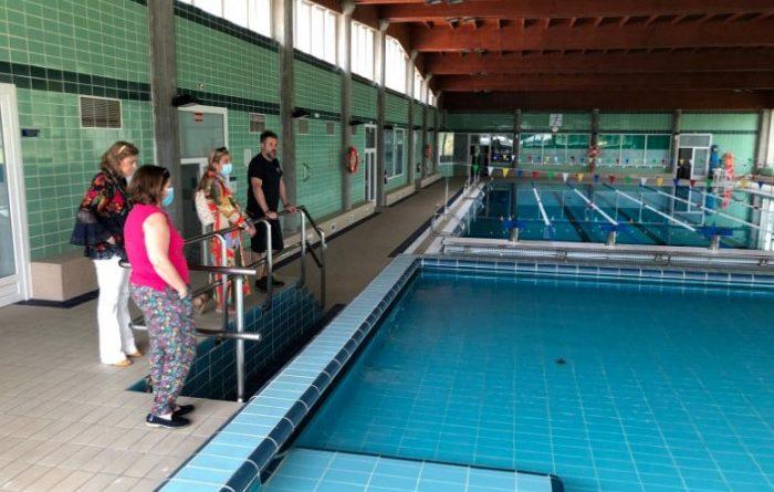 visita piscina