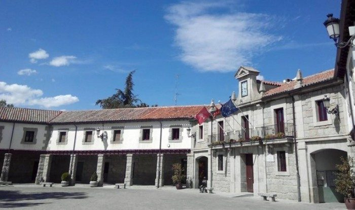 guadarrama ayuntamiento