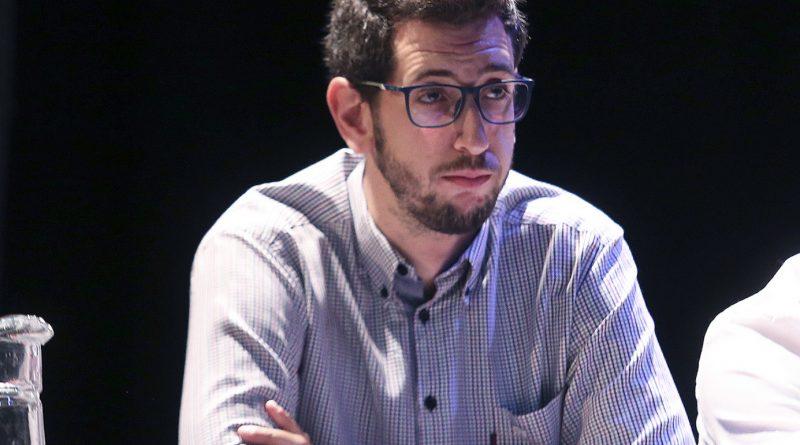 El portavoz de Ciudadanos en Alpedrete, Antonio Pugliese