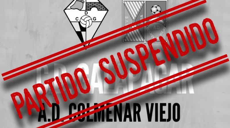 suspendido