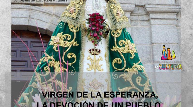 cartel exposición Virgen de la Esperanza