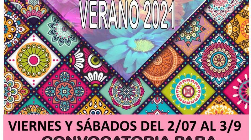 2021 PLAZA DE LA ARTESANÍA