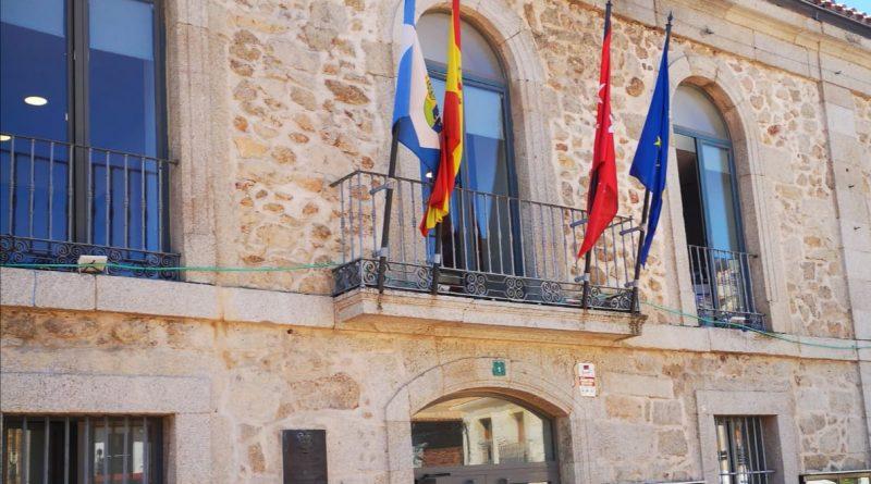 ayuntamiento Valdemorillo fachada principal