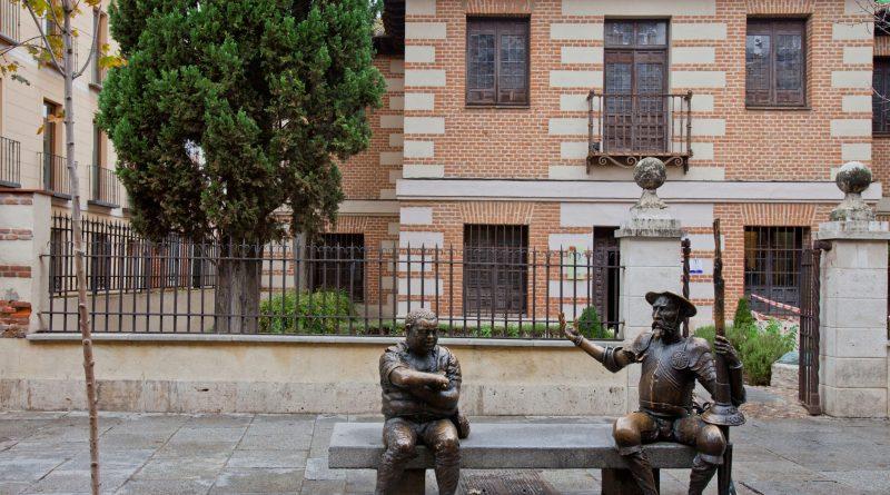 Fachada Casa Natal de Cervantes. David Serrano 2011