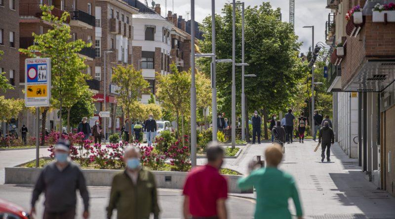 Calle Real Las Rozas