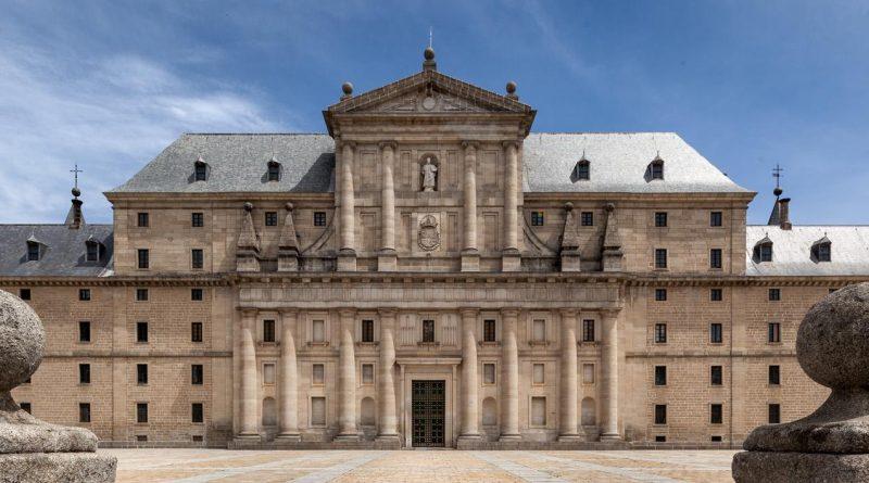 monasterio fachada principal