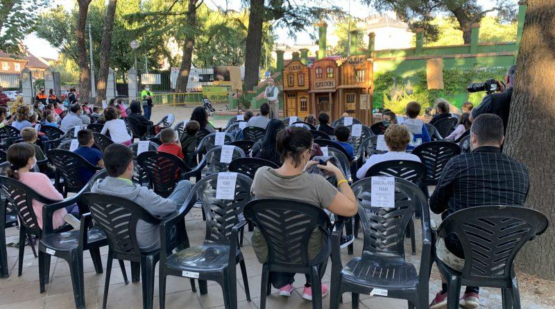 Festival Cirqueando. Parque Peñalba 2021
