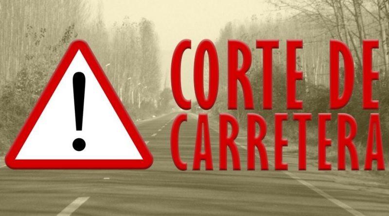 27/04/2020 Corte de carretera SOCIEDAD ESPAÑA EUROPA CANTABRIA 112